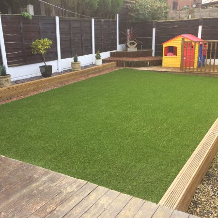 Artificial Lawn Company in Cheshire