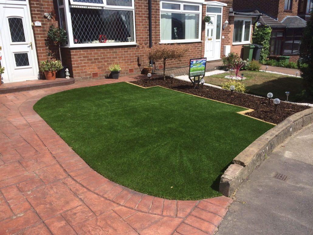 Artificial Grass Installer Northwest UK